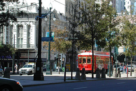 Canal Street car san francisco