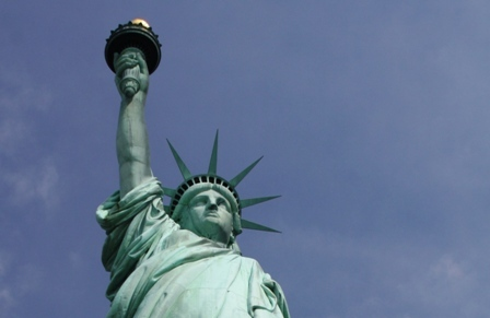 Visit Liberty Island and the Statue of Liberty
